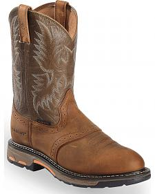 Ariat Workhog Pull-On Work Boots