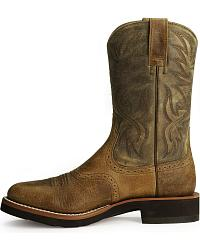Ariat Heritage Crepe Cowboy Boots at Sheplers