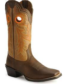 Ariat Wildstock Cowboy Boots