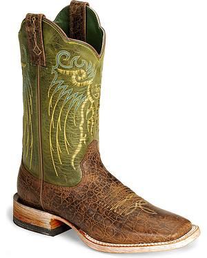 Ariat Mesteno Cowboy Boots - Square Toe