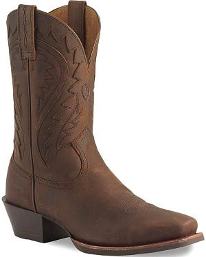 Ariat Legend Phoenix Cowboy Boots - Square Toe