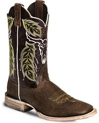 Ariat Outlaw Cowboy Boots - Square Toe at Sheplers