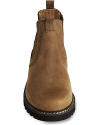 Ariat Brown Distressed Workhog Slip On Boots at Sheplers