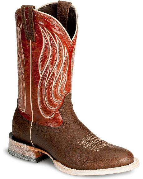 Ariat High Call Shoulder Boots - Round Toe