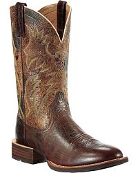 Ariat Mens Striker Thunder Boot - Round Toe at Sheplers