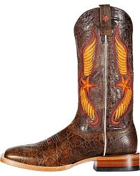 Ariat Crazy Star Cowboy Boots - Square Toe at Sheplers