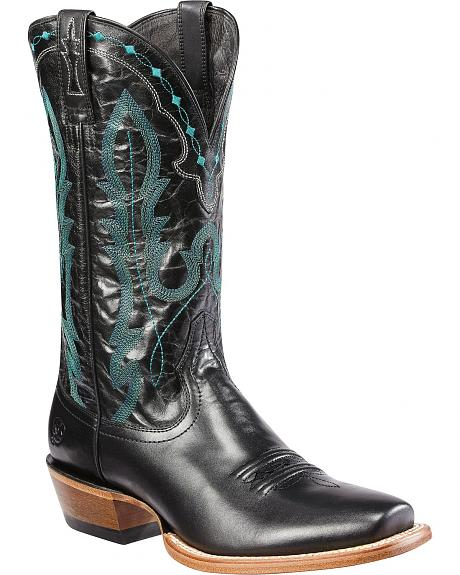 Ariat Hotwire Cowboy Boots - Square Toe