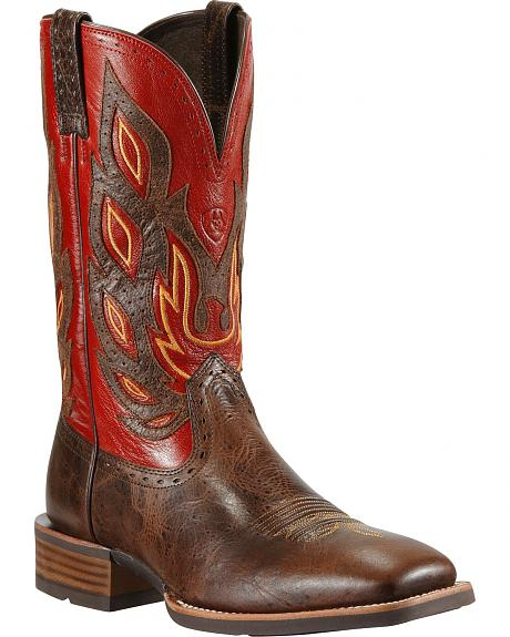 Ariat Nighthawk Cowboy Boots - Square Toe