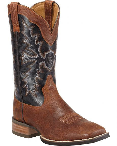 Ariat Sweetwater Cowboy Boots - Square Toe