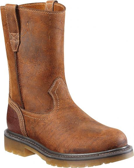 Ariat Drifter Pull-On Work Boots - Composite Toe