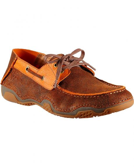 Ariat Caldwell Lace-Up Casual Shoes