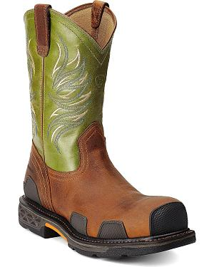 Ariat Overdrive Work Boots - Composition Toe