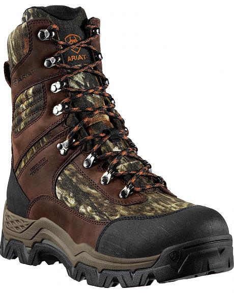 Ariat Tracker H2O Insulated Camo 8