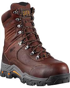 Ariat WorkHog Trek H2O Insulated Work Boots - Comp Toe