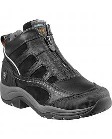 Ariat Women's Waterproof Terrain Zip-Up Shoes