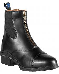 Ariat Devon Pro Waterproof Zip-Up Boots - Round Toe