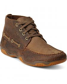 Ariat Holbrook Lace-Up Casual Shoes