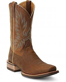 Ariat Crossbred Cowboy Boots - Square Toe