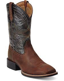Ariat Sport Cowboy Boots - Square Toe
