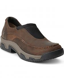 Ariat Gresham Slip-On Casual Shoes - Round Toe