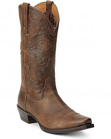 Ariat Fearless Cowboy Boots - Snip Toe