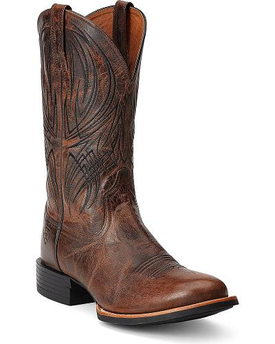Ariat Quantum Pro Cowboy Boots Round Toe Western & Country 10012772