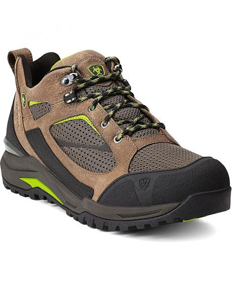 Ariat Traverse Waterproof Hiker Boots - Round Toe