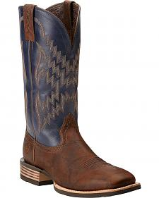 Ariat Tycoon Cowboy Boots - Square Toe