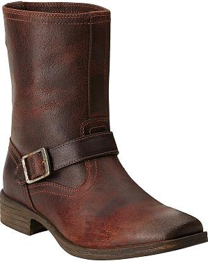 Ariat Rambler Riot Harness Boots - Square Toe