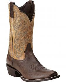 Ariat Good Times Cowboy Boots - Square Toe