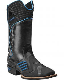 Ariat Catalyst VX Blue Cowboy Boots - Square Toe