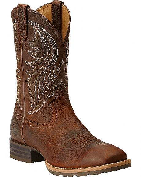 Ariat Hybrid Rancher Cowboy Boots - Square Toe