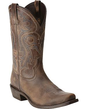 Ariat Lawless Cowboy Boots - Square Toe