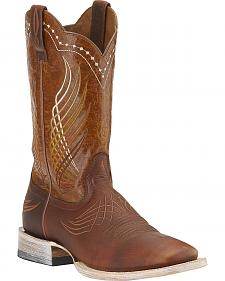 Ariat Men's Mecate Boots - Wide Square Toe