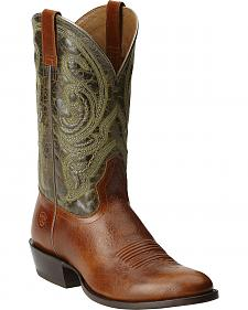 Ariat Bandera Boots - Medium Toe