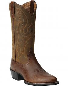 Ariat Sport Cowboy Boots - Medium Toe
