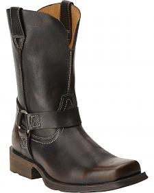 Ariat Rambler Harness Boots - Square Toe