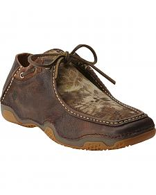 Ariat Rock Springs Driving Moc - Square Toe