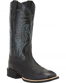 Ariat Big Loop Boots - Wide Square Toe