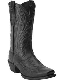 Ariat Legend Rocker Cowboy Boots - Square Toe