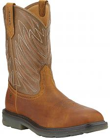 Ariat Maverick Waterproof Work Boots - Composition Toe