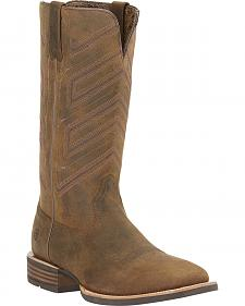 Ariat Short Go Boots - Wide Square Toe