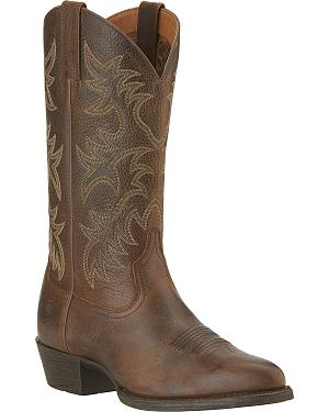 Ariat Heritage Western Boots - Medium Toe