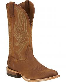 Ariat North 40 Cowboy Boots - Round Toe