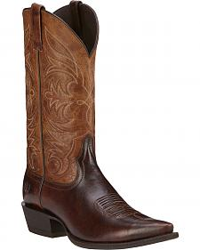 Ariat Breakthrough Cowboy Boots - Snip Toe