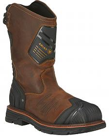 Ariat Catalyst VX Pull-On Work Boots - Safety Toe