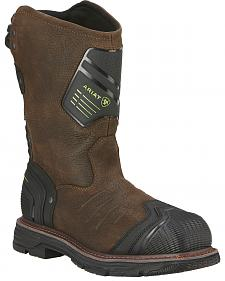 Ariat Men's Catalyst VX Work H20 Boots - Square Toe