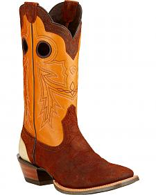 Ariat Wildstock Cowboy Boots - Square Toe