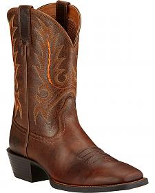 Ariat Men's Sport Outfitter Boots - Square Toe
