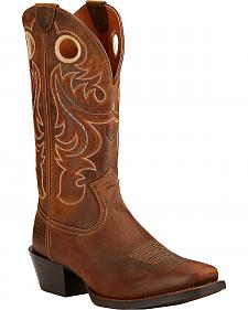 Ariat Men's Sport Cowboy Boots - Square Toe